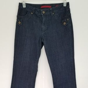 Limited Edition Banana Republic Boot Cut Jeans